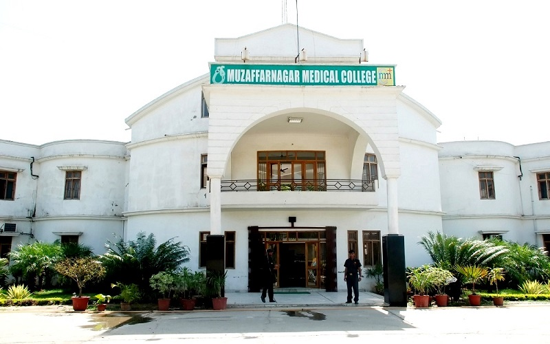 Muzaffarnagar Medical College, Muzaffarnagar courses, fees, ranking and admission 2018